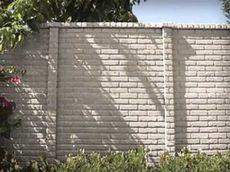 precast concrete fence panels cost precast concrete fence panels easycrete