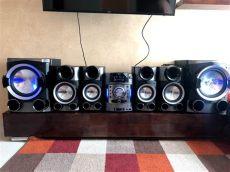 lg estereo de casa con 6 bocinas grandes 6 000 00 en mercado libre - Estereo Lg 6 Bocinas Metal Bass