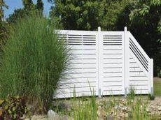 vinyl fence height extensions add height extension to white vinyl fences