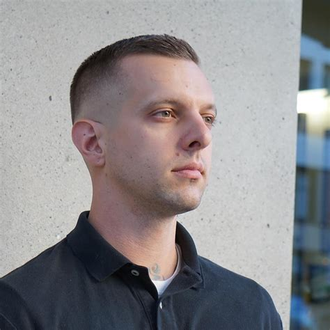 men haircuts hairstyles receding hairline
