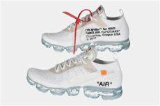 nike x off white the 10 air vapormax fk nike x white the ten air vapormax fk white release information