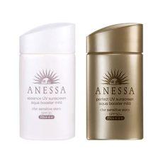 anessa essence uv sunscreen aqua booster mild new items skincare update power mag