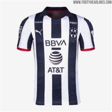 jersey rayados alternativa 2019 rayados monterrey 19 20 home away kits released footy headlines