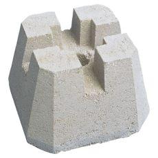 quot 4 way quot deck block rona - Patio 4 Way Deck Block