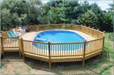 above ground pool deck plans oval above ground oval pool decks ideas with attractive deck plans images pools with images