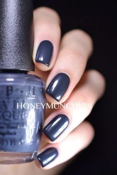 opi blue grey color swatches of opi 50 shades of grey collection honeymunchkin