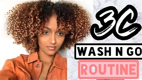 Wash And Go Routine For.html