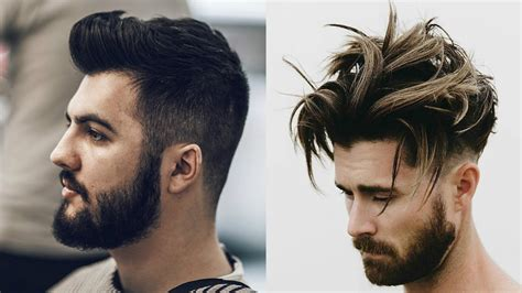 top 15 handsome hairstyles men 2017 2018 super