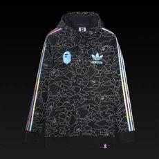 bape x adidas tech hoodie stockx adidas x bape tech hoodie by youbetterfly