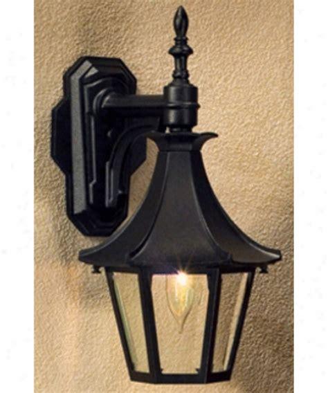 hanover lantern b12475alm sturbridge medium 3 light outdoor