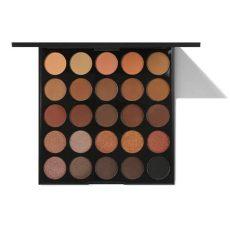 morphe 25a makeup look morphe 25a copper spice eyeshadow palette beautykitshop