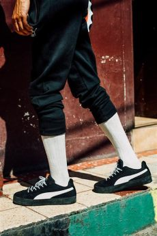 puma daily paper slides x daily paper b wear b guided barcelona