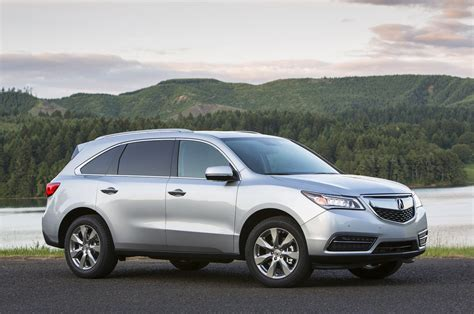 2014 acura mdx reviews research mdx prices specs