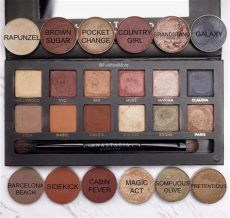abh master palette by mario dupe makeup dupes for abh master palette by mario makeup swatches abh makeup