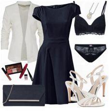 abend outfit lassig abend eleganter look bei frauenoutfits de abendoutfit nightout datenight