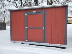 tuff shed lean to 10x12 for sale in ramsey mn offerup - 10x12 Lean To Shed For Sale