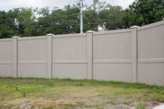 precast concrete fence panels cost concrete fence panels cost you less