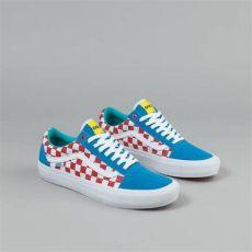 golf wang vans uk vans skool pro shoes golf wang blue white flatspot