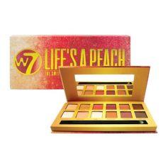 w7 palette lifes a peach buy w7 lifes a palette at chemist warehouse 174