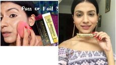 dermacol foundation shades for indian skin trying dermacol foundation on most coverage foundation nidhi chaudhary