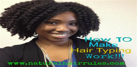 hair type archives natural hair rules