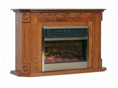 53 electric fireplace mantel dutchcrafters