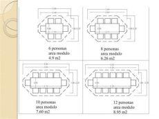 resultado de imagen de mesas 10 personas medidas de mesas mesas de comedor de madera - Medidas De Comedor De 10 Sillas