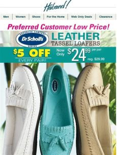 haband mens slippers haband 5 dr scholl s 174 leather tassel loafers a free gift milled