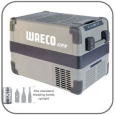cfx battery inc waeco cfx 40 fridge freezer 12v 24v 240v caravan parts and accessories