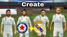 kit dls real madrid 2019 fantasy dls new real madrid kit logo 2019 2020 league soccer