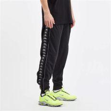 kappa kontroll pants kappa kontroll banda heritage pant 303hbf0 blk sneakersnstuff sneakers streetwear