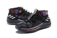 bape x adidas shoes 2018 2018 bape x adidas dame 4 quot black camo quot s shoes ap9975 yeezy boost 2019
