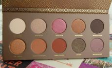 zoeva cocoa blend eyeshadow palette paleta cieni do powiek zoeva cocoa blend eyeshadow palette review swatch and review