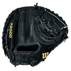 cheapbats wilson a2000 superskin catchers mitt 33 5 quot wta2403bbm1bss 219 95 - Wilson A2000 Catchers Mitt Superskin