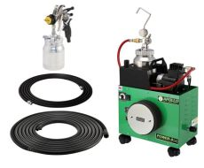 apollo precision 5 vs fuji q5 apollo power 5 vs hvlp w 4500 mobile fluid feed system