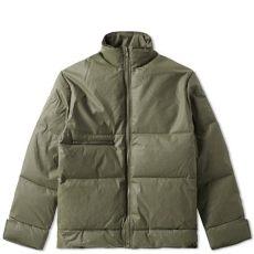 yeezy season 3 jacket yeezy season 3 waxed cotton puffer jacket end