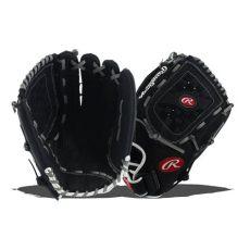 slow pitch softball gloves rawlings 2017 rawlings renegade 13 quot pitch softball glove r130bgb justballgloves