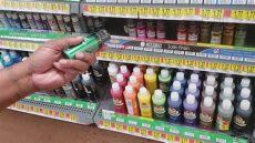 shopper walmart pinturas shopping for paints in walmart
