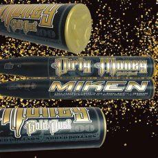 best slowpitch softball bat for the money 2019 miken money quot gold dust quot 12 5 quot usssa slowpitch softball bat mdirt2 smash it sports