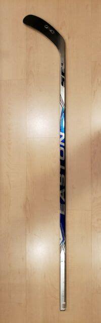 easton se16 stick for sale new easton se16 75 sakic rh hockey stick ebay