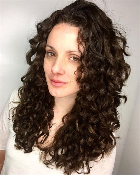 instagram accounts curly haircut inspiration glamour