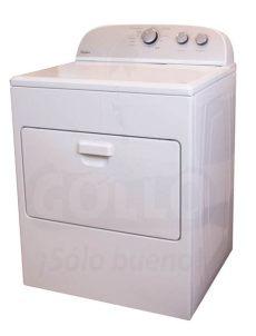 secadora de ropa electrica whirlpool whirlpool secadora electrica 7mwed1800em 18k gollotienda