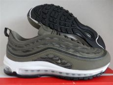 nike air max 97 aop tiger camo green camo olive aq4132 200 size 9 for sale ebay - Air Max 97 Camo Olive