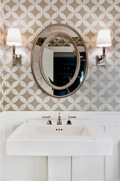 cool decorative oval mirrors bathroom decorating ideas gallery