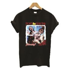 post malone merchandise uk buy post malone home alone t shirt uk clothes store