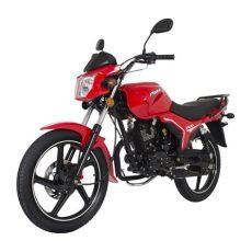 moto italika de mujer motocicleta de trabajo italika ft150 gts rojo