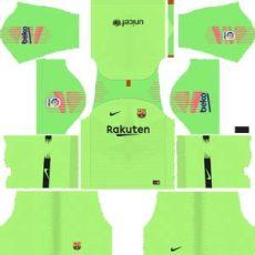 barcelona dls kits 2018 2019 soccer league apk world - Dls 18 Kit Gk