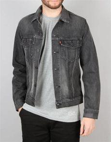 levis skateboarding jacket levi s skateboarding type 2 trucker jacket black battery casual jackets mens skateboard