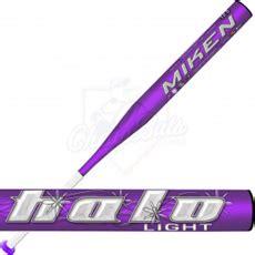 miken halo light 2012 miken halo light fastpitch softball bat 12 5oz fphl12