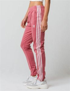 pink adidas bottoms adidas sst pink womens track pink 329593350 tillys